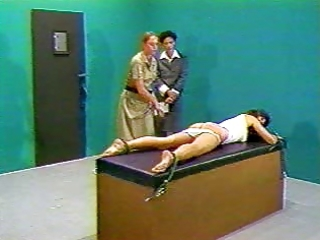 severe prison belting