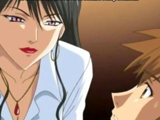 manga dominant-bitch fucking her bondman