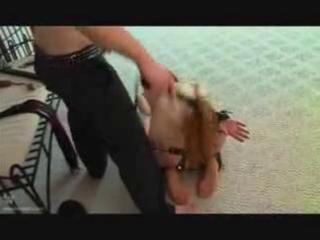 manacled spanked and toyed