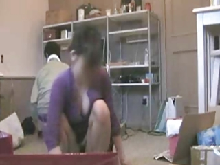 japanese nasty wife needs cable(exhibitionist)