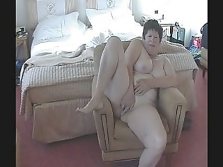 see my older wife jack off her snatch