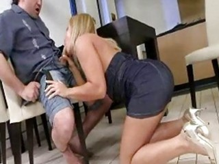 sexy anal fuck with beautiful salome
