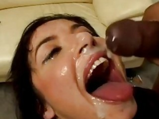 bootylicious tanned brunette hair whore acquires