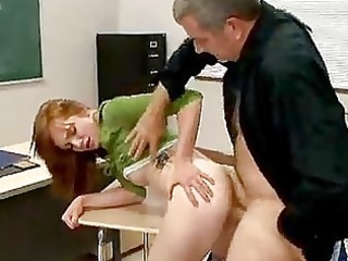 hawt sexy student beaue marie getting pounded on