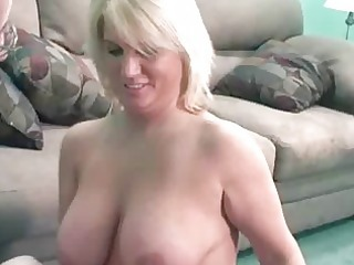 golden-haired alexis swallows a favourable geeks