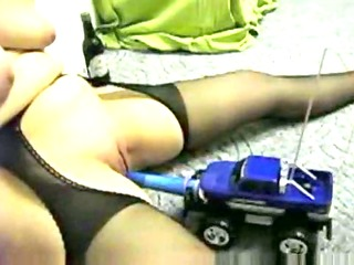 remote control car and a sex tool
