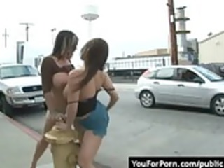 butts in public - hawt asses in wild outdoor sex