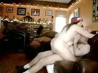 chubby pair banging