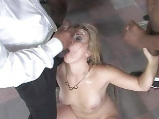 interracial xxx and bukkake pleasure