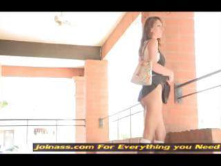 leann flashing public nudity ftv angel