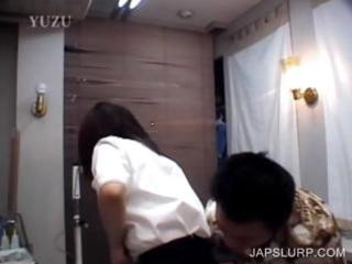 japanese sweety receives vagina rubbed upskirt