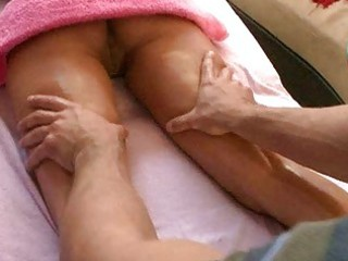 pleasant drilling after massage
