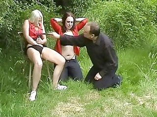 perverted forest of lesbos dominated