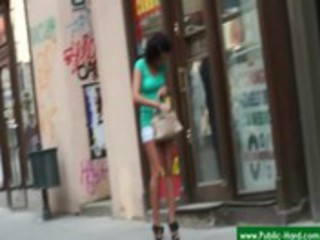 public pickups - exposed czech cuties acquire