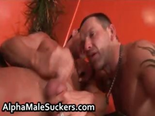 very sexy homosexual fellows fucking and engulfing