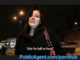 publicagent cheating alice takes my cum in her