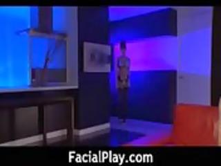 facial play - facial japan cumshots and bukkake 35