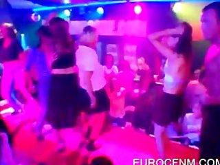 stripper dancing at cfnm fuckfest