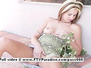 lisa from ftv honeys golden-haired legal age