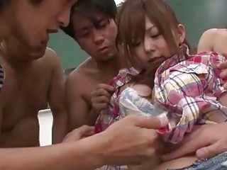 1 japanese chaps sharing a perverted unshaved