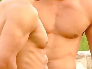 knob loving muscle men!