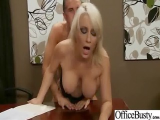 hardcore sex act with doxy sexy breasty worker