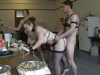 sexy beauty manhandled and arse