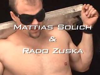 muscled rado and mattias