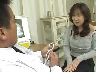 oriental doctor and oriental anal opening