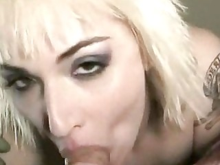 goth punk rock oral-service