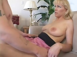mature nicole moore takes it is