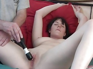 samantha bentley has 9 orgasms