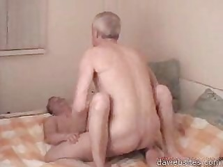 grey old lad pounding cute chaps new backdoor