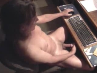 surfin pornhub and jerking off