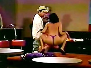 retro transsexual hot dance