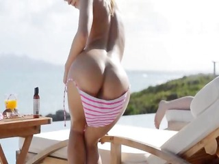 mind blowing anus and outdoor vagina rubbing