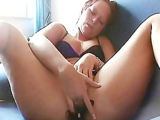 pantie licking after pantie stuffing