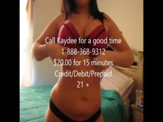 call kaydee for a wonderful time