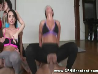 hottest cfnm women fucking their subject and love