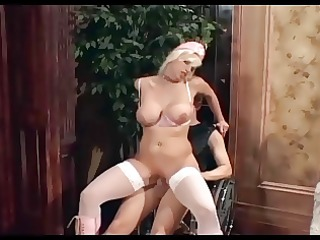 nurse nikki fucking a gimp in boots and nylons