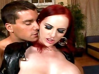 redheads with large mounds giving free pov
