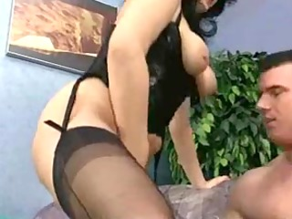 lustful aged goes for it is