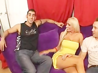 lichelle marie acquires drilled whilst spouse is