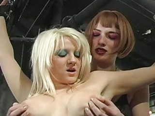 breasts in hard test