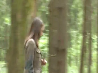 adventure oral sex in the forest