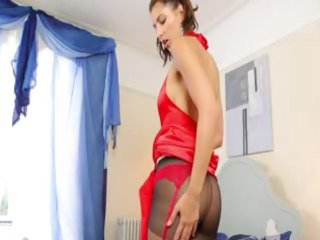 do love this red panties ultra hawt