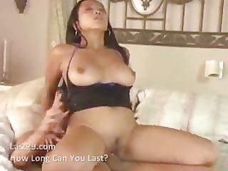 hawt azn playgirl loni lei receives creampied