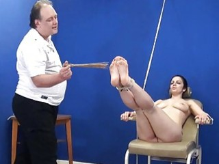 feet whipping servitude and foot fetish of