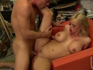 busty honey stormy waters gets awesomely plowed