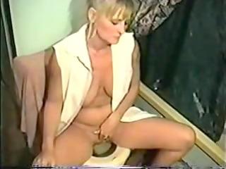 aged blond smokin fetish porno